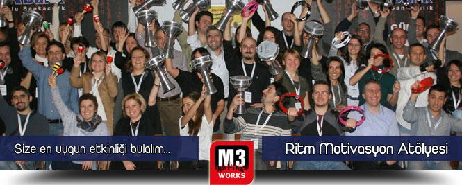 m3works etkinlik olustur