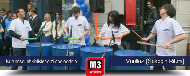 m3works organizasyon