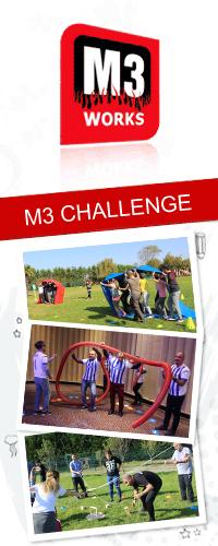 m3 challenge
