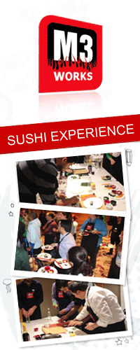 sushi experience