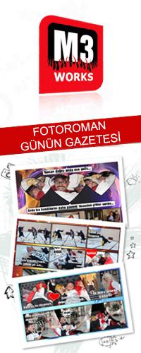 fotoroman gazete