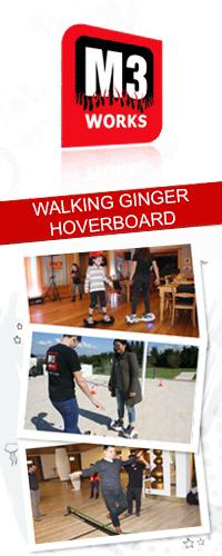 walking ginger
