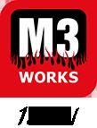 M3 Works Logo
