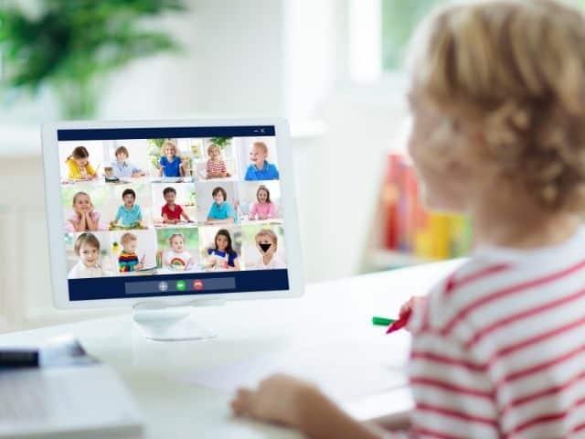 Online Çocuk Aktiviteleri